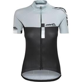 Red Cycling Products Pro Race Kortærmet cykeltrøje Damer grå/sort
